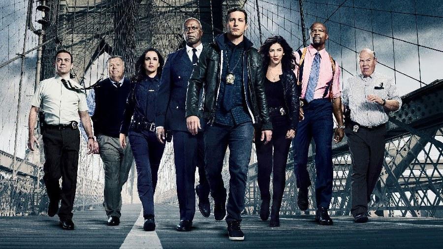 Brooklyn Nine Nine Cast crop