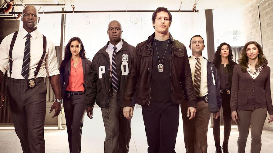Brooklyn Nine Nine S7 1