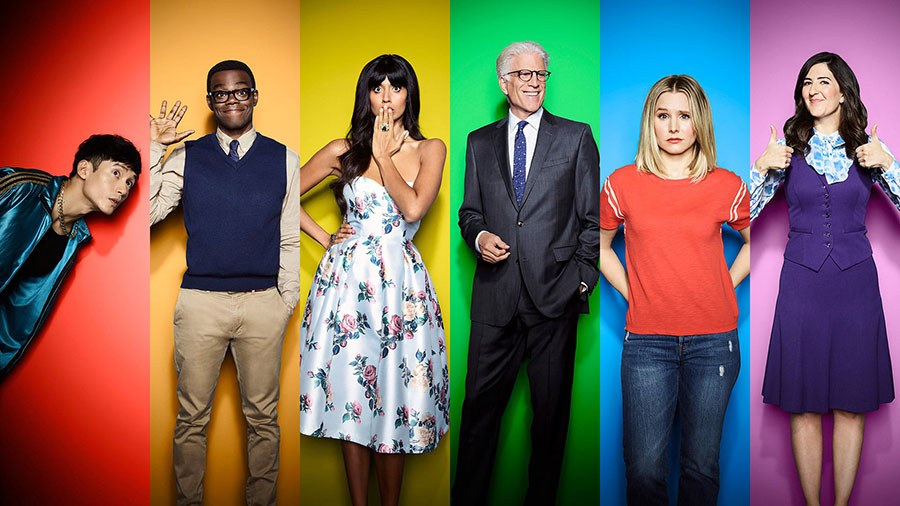 The Good Place S1 01