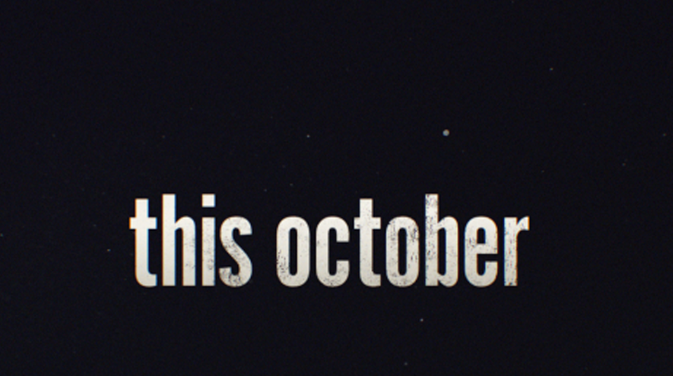This October 1