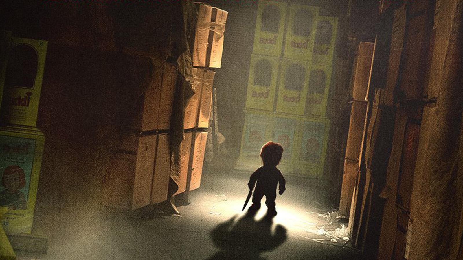 Chucky remake promo art 2