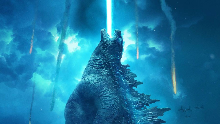 Godilla king of monsters